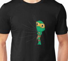 HIDDEN TMNT michelangelo ! Unisex T-Shirt