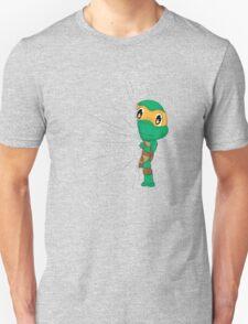 HIDDEN TMNT michelangelo ! T-Shirt