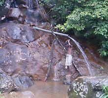 Sri Lankan Shower by chobin