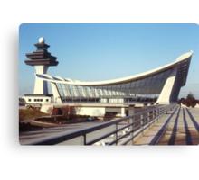 Dulles Airport, Washington DC Canvas Print