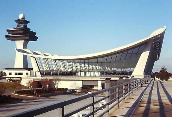 Dulles Airport, Washington DC by John Dalkin