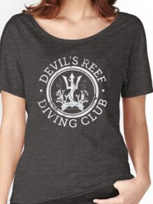 Devil's Reef Diving Club Women's Relaxed Fit T-Shirt