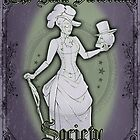 The Dark Victorian Society by Elizabeth Watasin