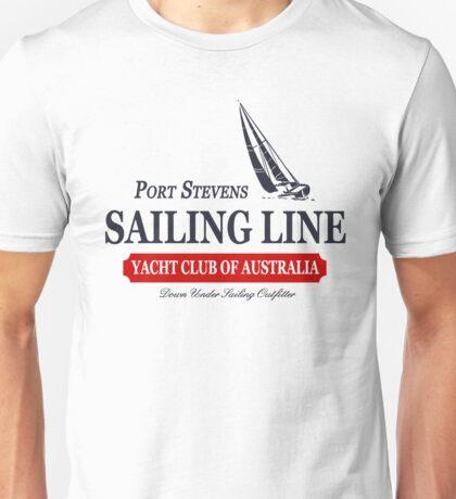 Sailing line Unisex T-Shirt