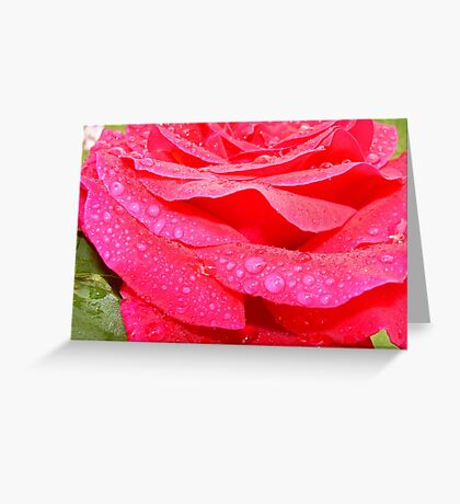 Layer upon layer... Greeting Card