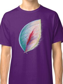Feather in the wind Classic T-Shirt