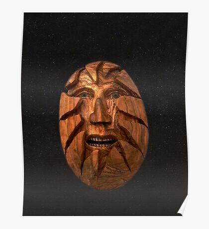 Hatching, Easter Head Poster