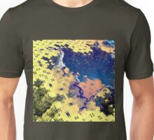Toxic Paste - Abstract Fractal Unisex T-Shirt