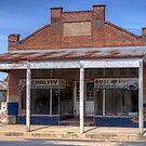 The old Butcher's Shop, Boorowa, NSW, Australia by Adrian Paul