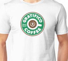 Gratifico Coffee Unisex T-Shirt
