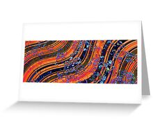 Legit - Abstract Fractal Greeting Card