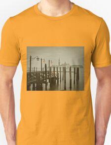 Misty Morning in Venice T-Shirt