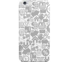 Business a background3 iPhone Case/Skin