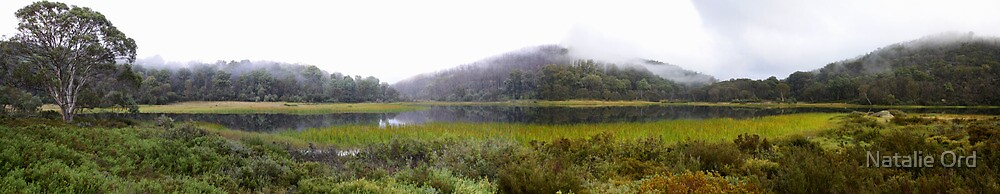 Lake Catani  by Natalie Ord