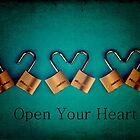 Open Your Heart by Helen Green