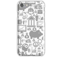Business a background7 iPhone Case/Skin