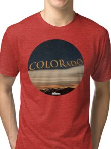 COLORado Tri-blend T-Shirt