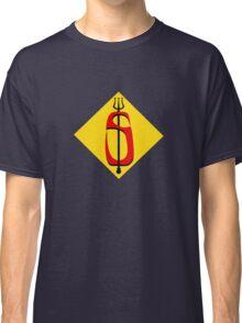 Sacana Amarelo/ Yellow Classic T-Shirt