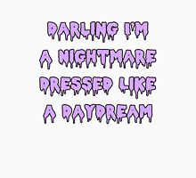 Nightmare Dressed Like a Daydream Womens Fitted T-Shirt