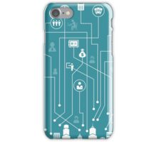 Business a city iPhone Case/Skin