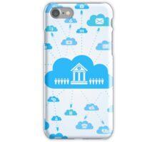 Business a cloud iPhone Case/Skin