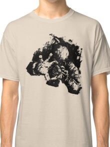 Leroy (Messy Ink Sketch) Classic T-Shirt