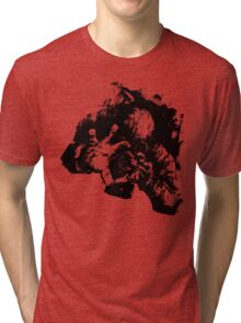 Leroy (Messy Ink Sketch) Tri-blend T-Shirt