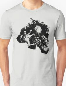 Leroy (Messy Ink Sketch) Unisex T-Shirt
