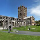 Saint David Cathedral by Anthony Thomas