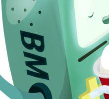 Oh BMO, how'd you get so pregnant? Sticker