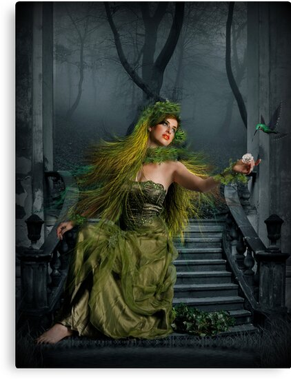 Persephone Waits... by Vanessa Barklay