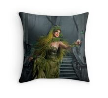 Persephone Waits... Throw Pillow