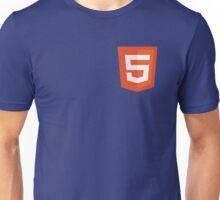 HTML5 Unisex T-Shirt