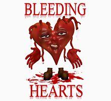 Bleeding Hearts Unisex T-Shirt