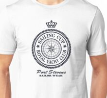 Sailing Cup - Royal yacht Club Unisex T-Shirt