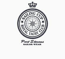 Sailing Cup - Royal yacht Club Unisex T-Shirt