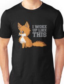 Fox Woke Up Like This Unisex T-Shirt