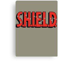 S.H.I.E.L.D.  Canvas Print