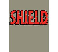 S.H.I.E.L.D.  Photographic Print