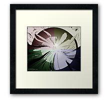Atmosphere revamped Framed Print