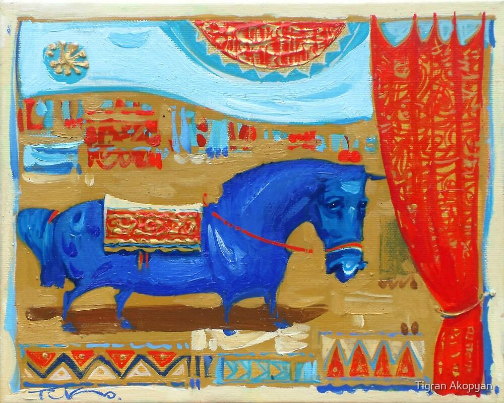 Blue Dream by Tigran Akopyan