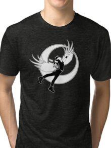 Rock On Zen Tri-blend T-Shirt