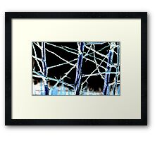 Abstract World 1.1 Framed Print