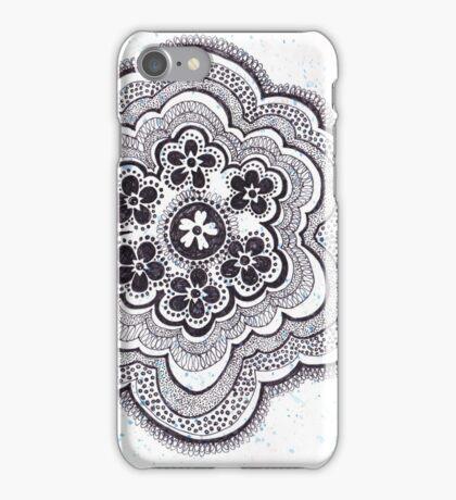 Flower pattern iPhone Case/Skin