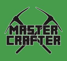 Minecraft - Master Crafter One Piece - Short Sleeve