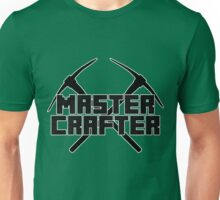 Minecraft - Master Crafter Unisex T-Shirt