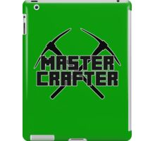 Minecraft - Master Crafter iPad Case/Skin