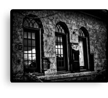 Religious Reflections Canvas Print