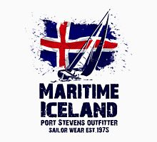 Maritime Iceland Unisex T-Shirt