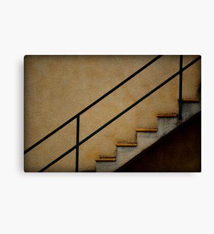 Spanish Steps Canvas Print